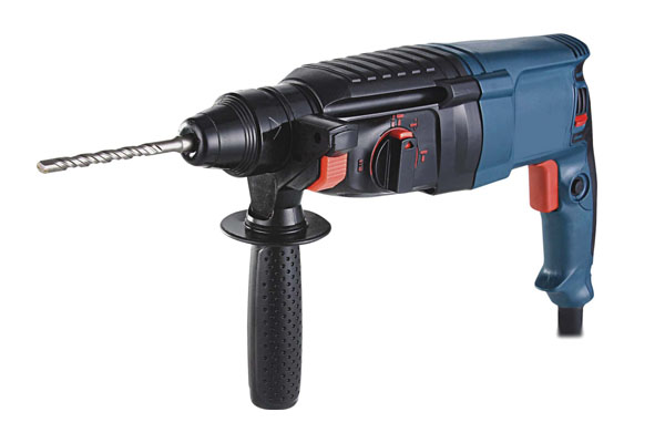 Rotary Hammer with three functions