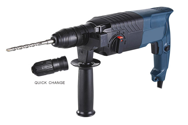 Rotary Hammer Model No:2402 With SDS-PLUS