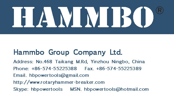 Contact details of Hammbo Group