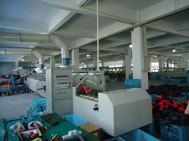 We have the OEM capability and the products with carping of quality.